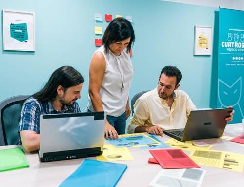 ¿Qué es coworking?