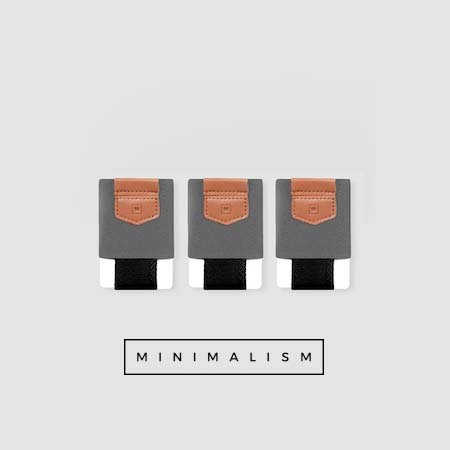 Be minimal my friend